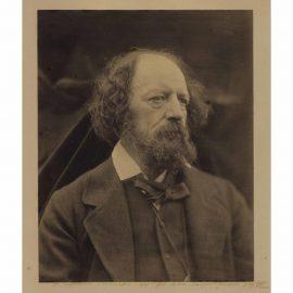 Julia Margaret Cameron-Alfred Tennyson, June 3-1869
