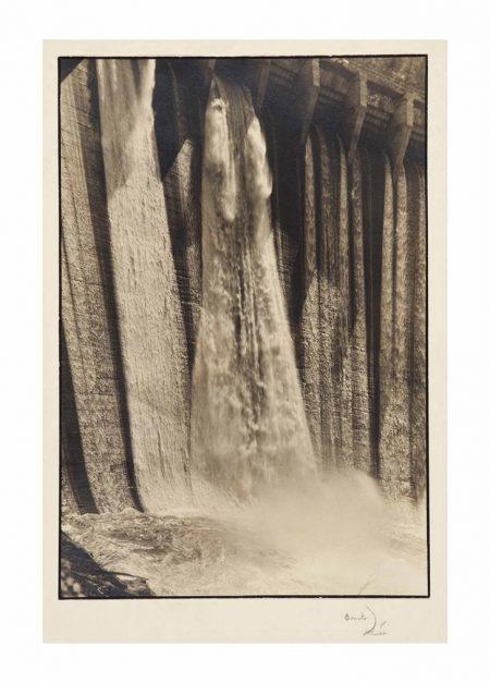 Margaret Bourke-White-Fort Peck Dam, Montana-1936