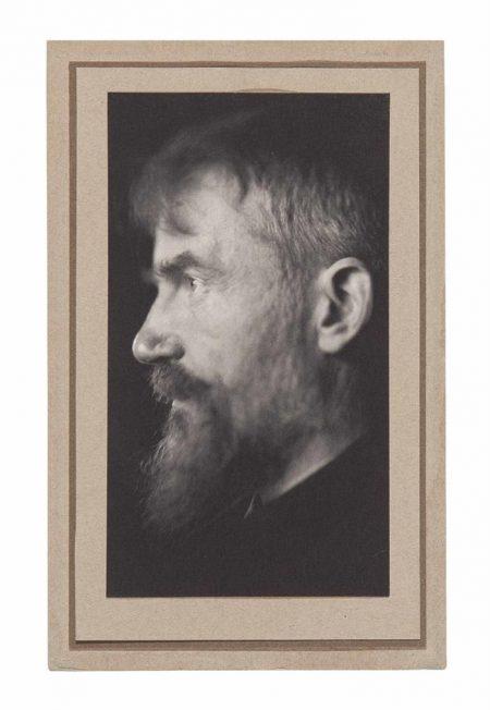 George Bernard Shaw - A Self-Portrait-1904