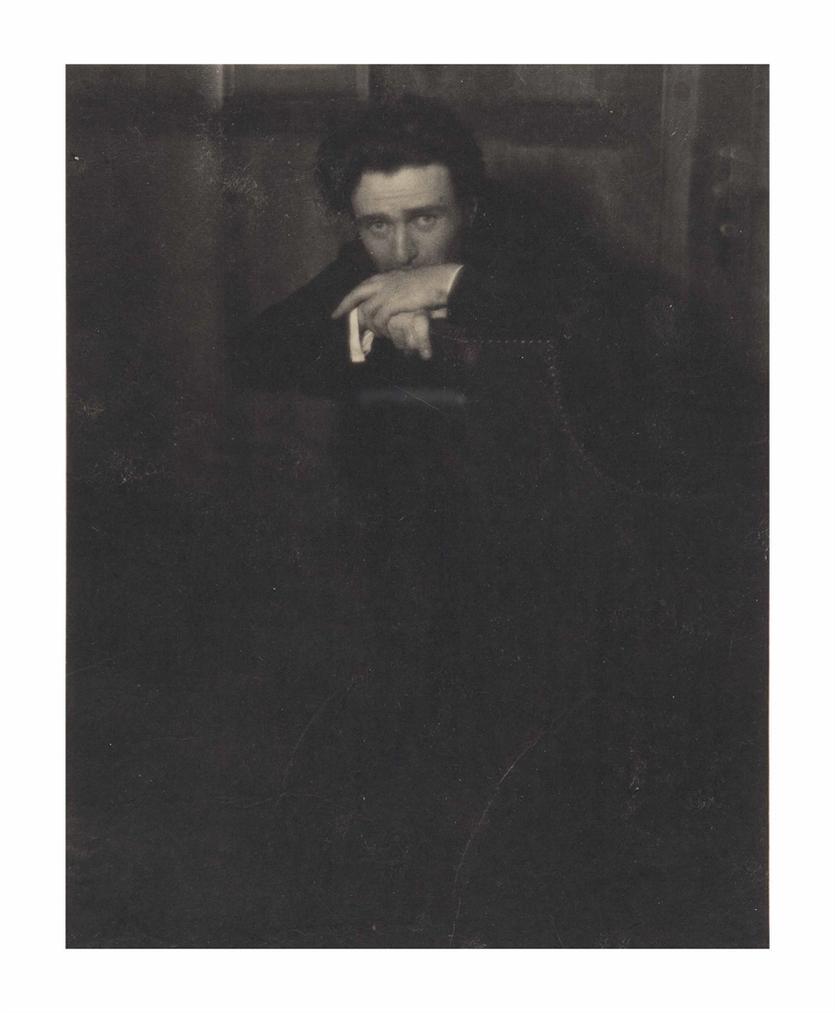 Heinrich Kuhn-Edward Steichen-1907