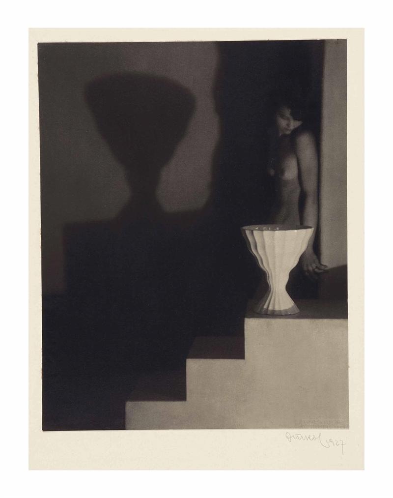 Frantisek Drtikol-Nude-1927