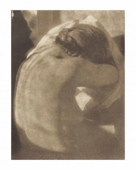 Heinrich Kuhn-Nude In Sunlight-1920