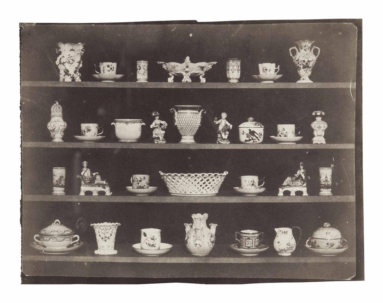 William Henry Fox Talbot-Articles Of China-1844