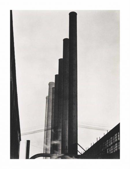 Edward Weston-Armco Steel, Middletown, Ohio-1922