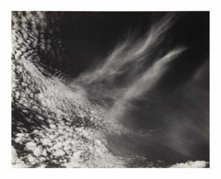 Edward Weston-Clouds, Santa Monica-1936
