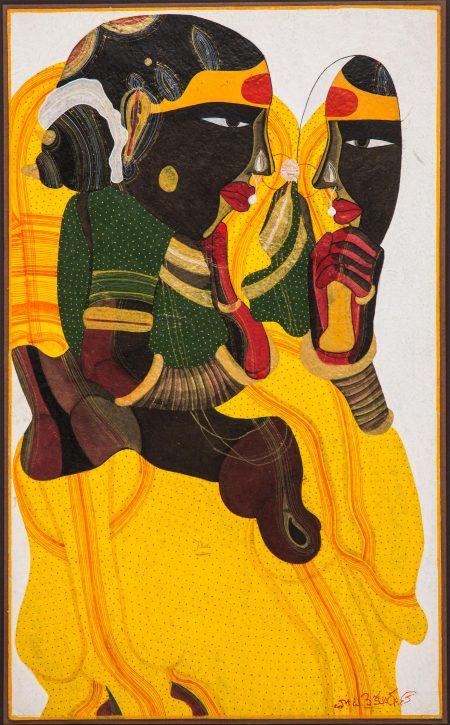 Thota Vaikuntam-Untitled-1998