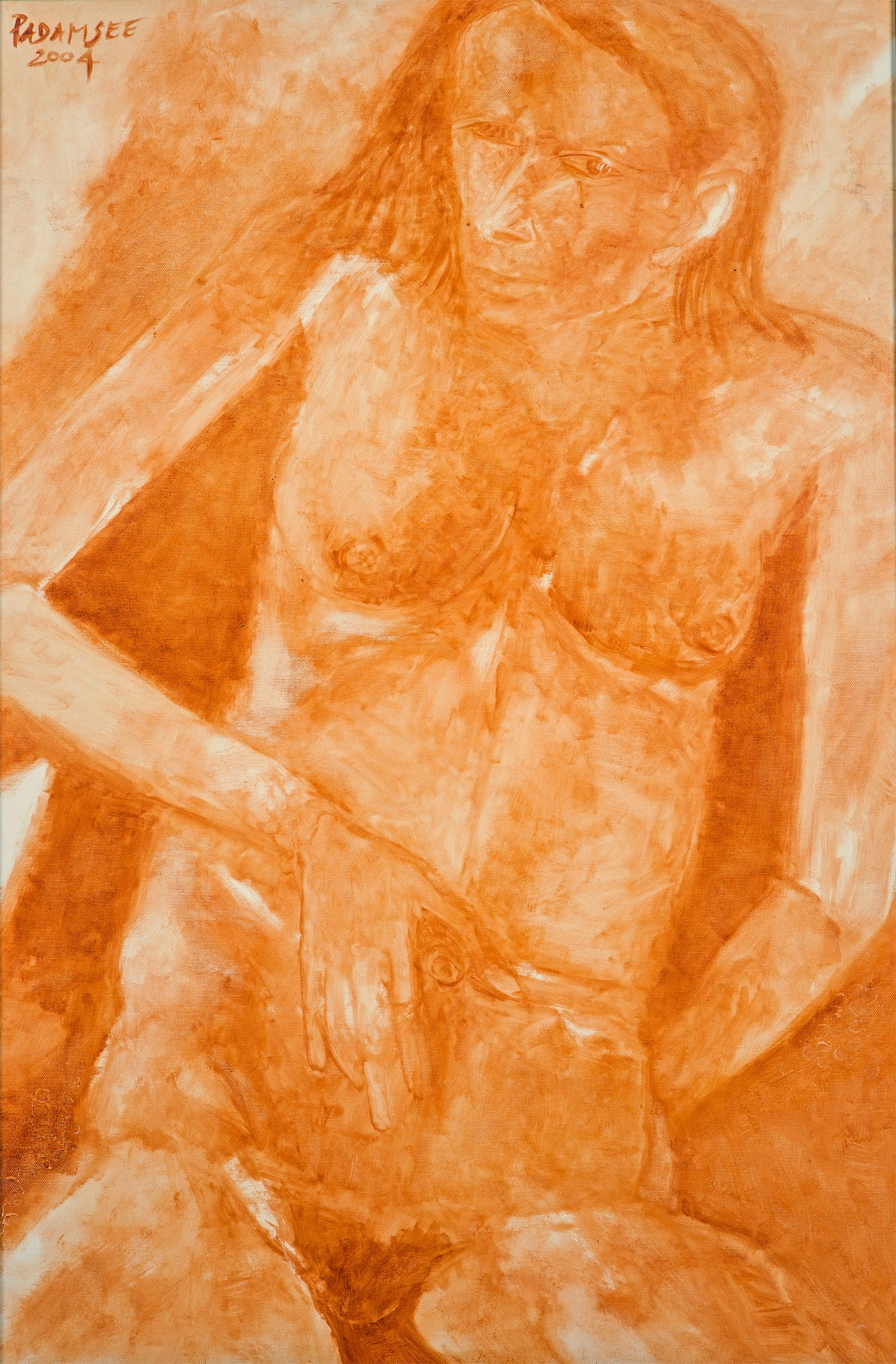 Akbar Padamsee-Untitled-2004