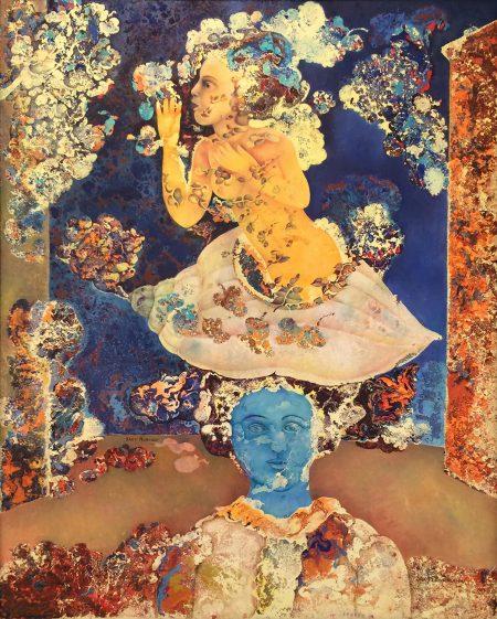 Sakti Burman-Untitled-1970