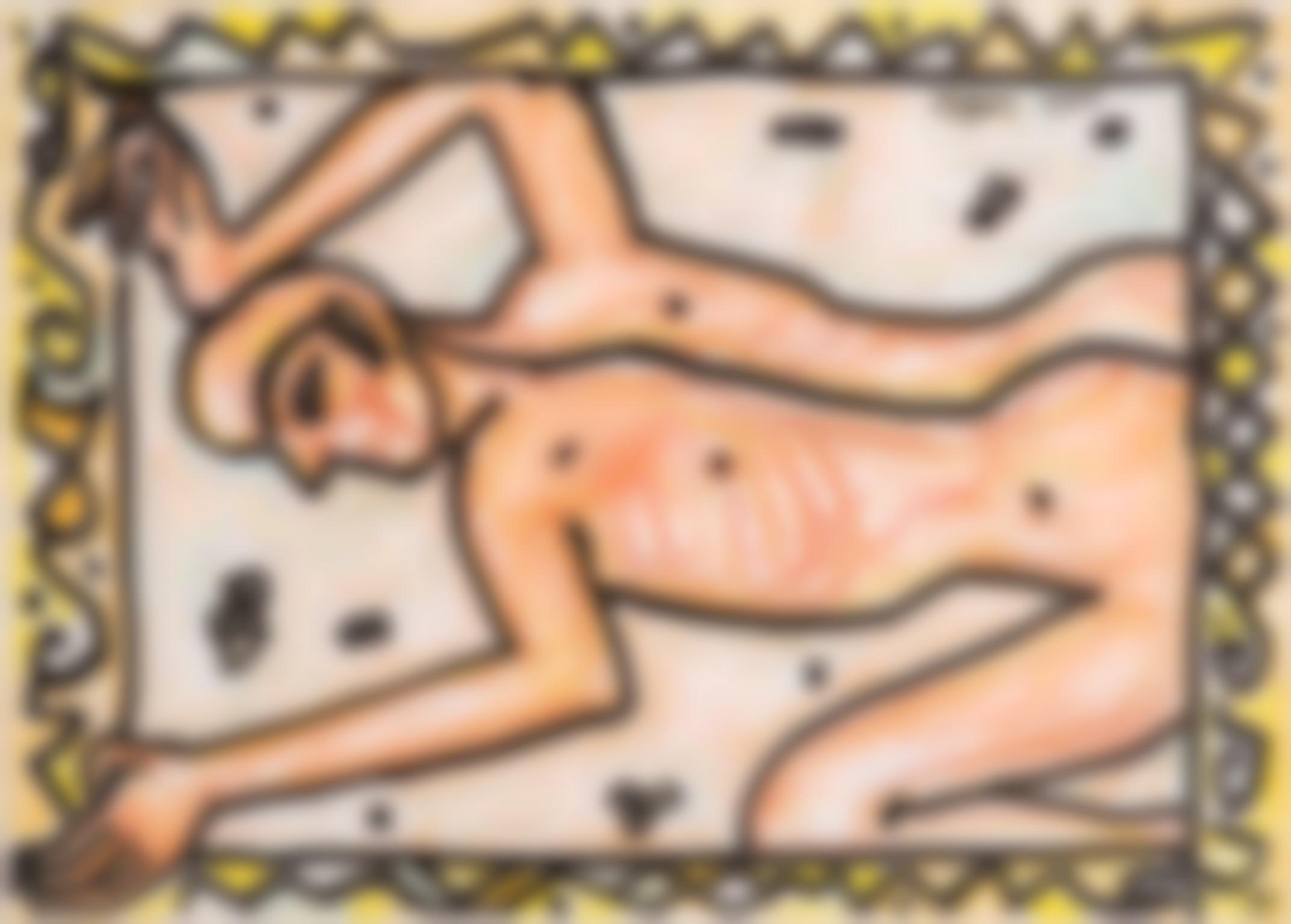 Jogen Chowdhury-Untitled-2007