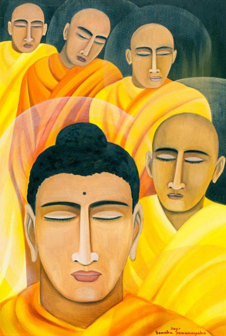 Senaka Senanayake-The Way Of The Buddha-2007