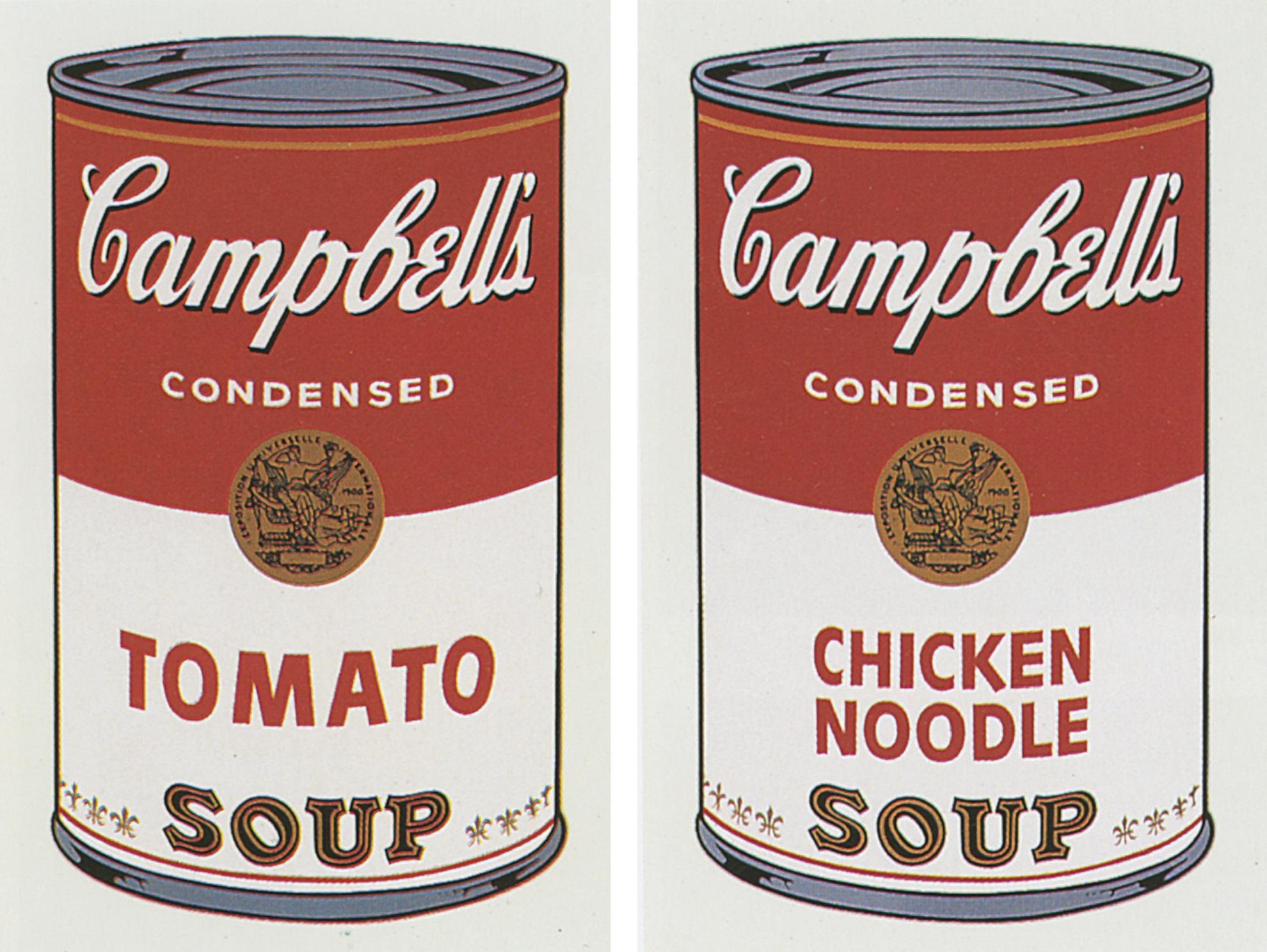 Andy Warhol-Campbells Soup I (F. & S. II.44-53)-1968