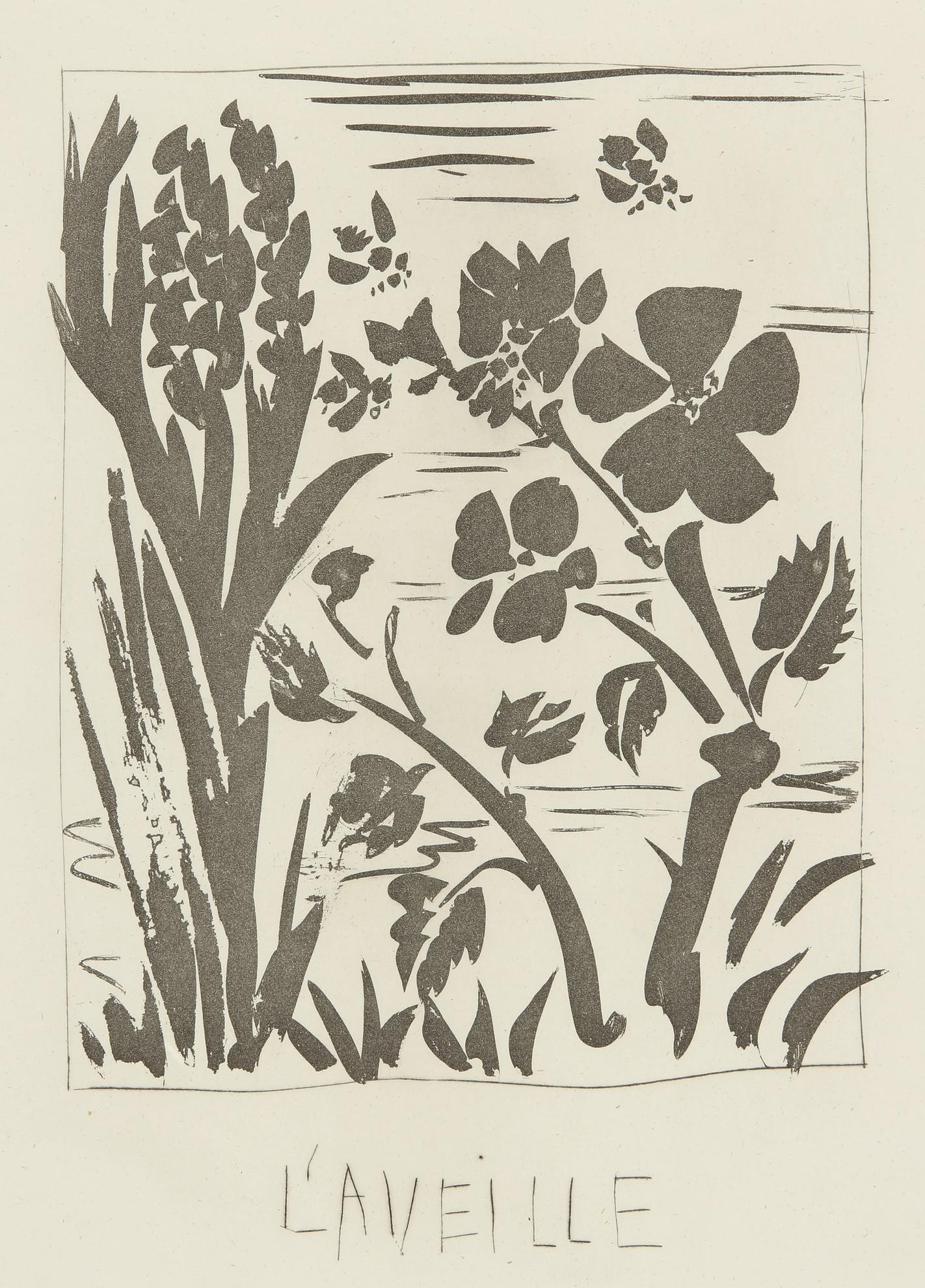 Pablo Picasso-Laveille (Labeille) (B. 348; Ba. 596)-1936