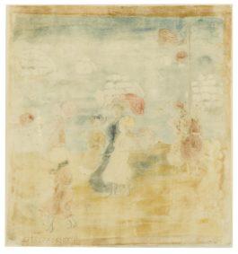Maurice Brazil Prendergast-Telegraph Hill (Clark, Mathew & Owens 1675)-1897