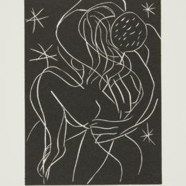 Henri Matisse-Pasiphae (Duthuit Book 38 And 38Bis)-1944