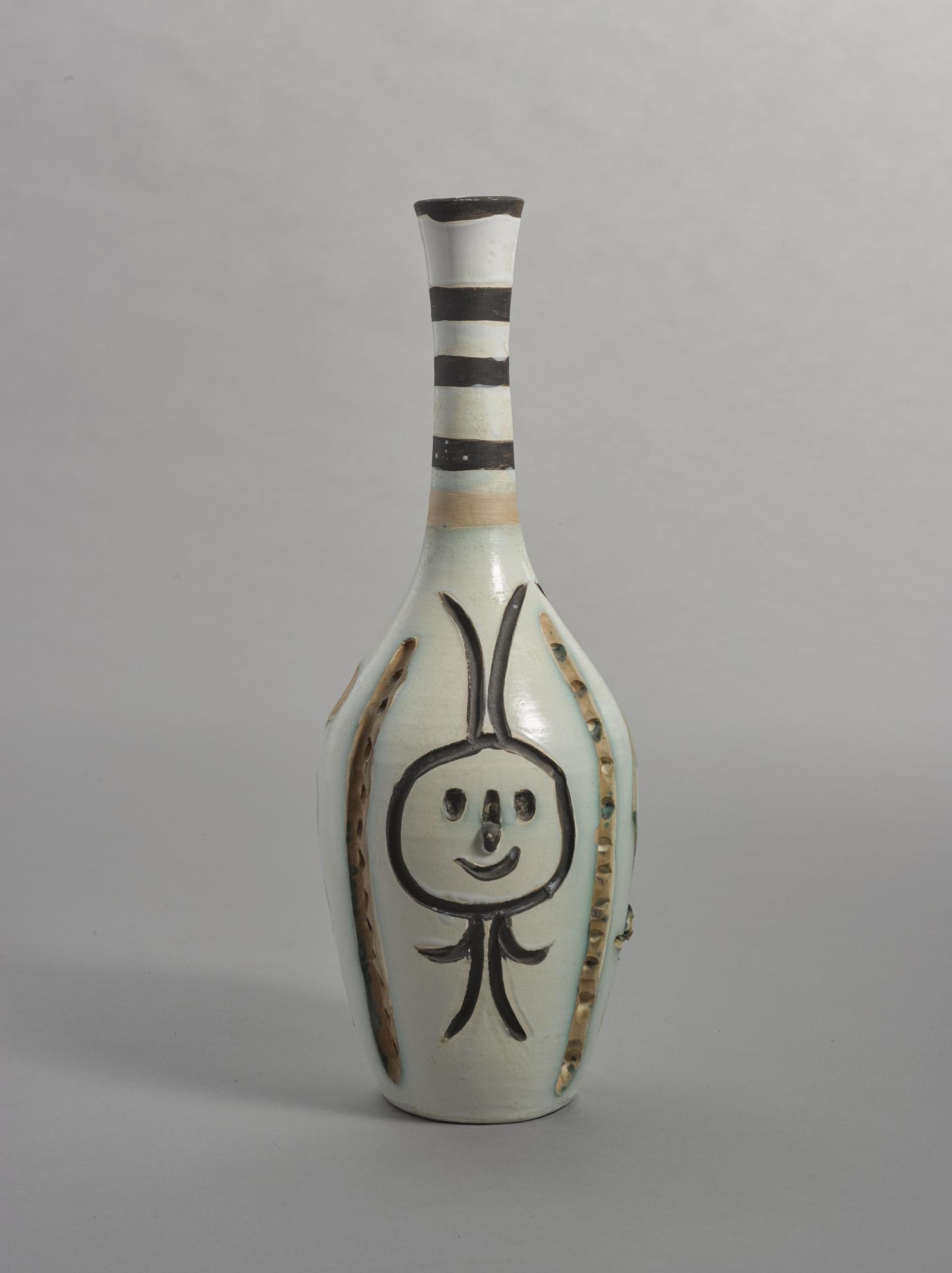 Pablo Picasso-Bouteille Gravee (A.R. 249)-1954