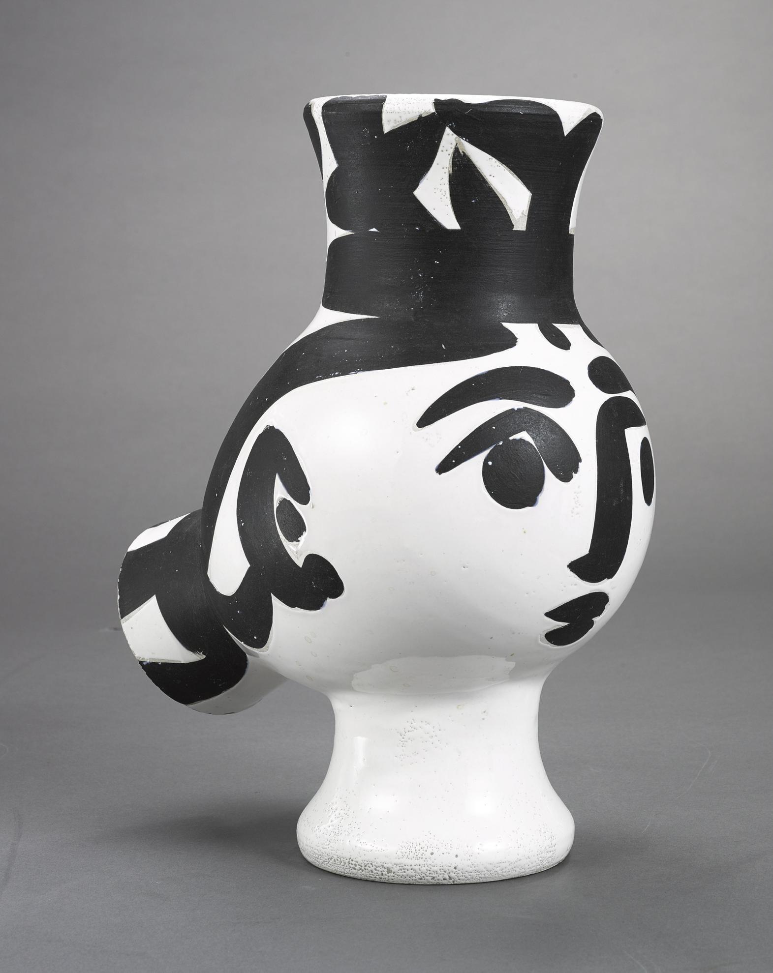 Pablo Picasso-Chouette Femme (A.R. 119)-1951