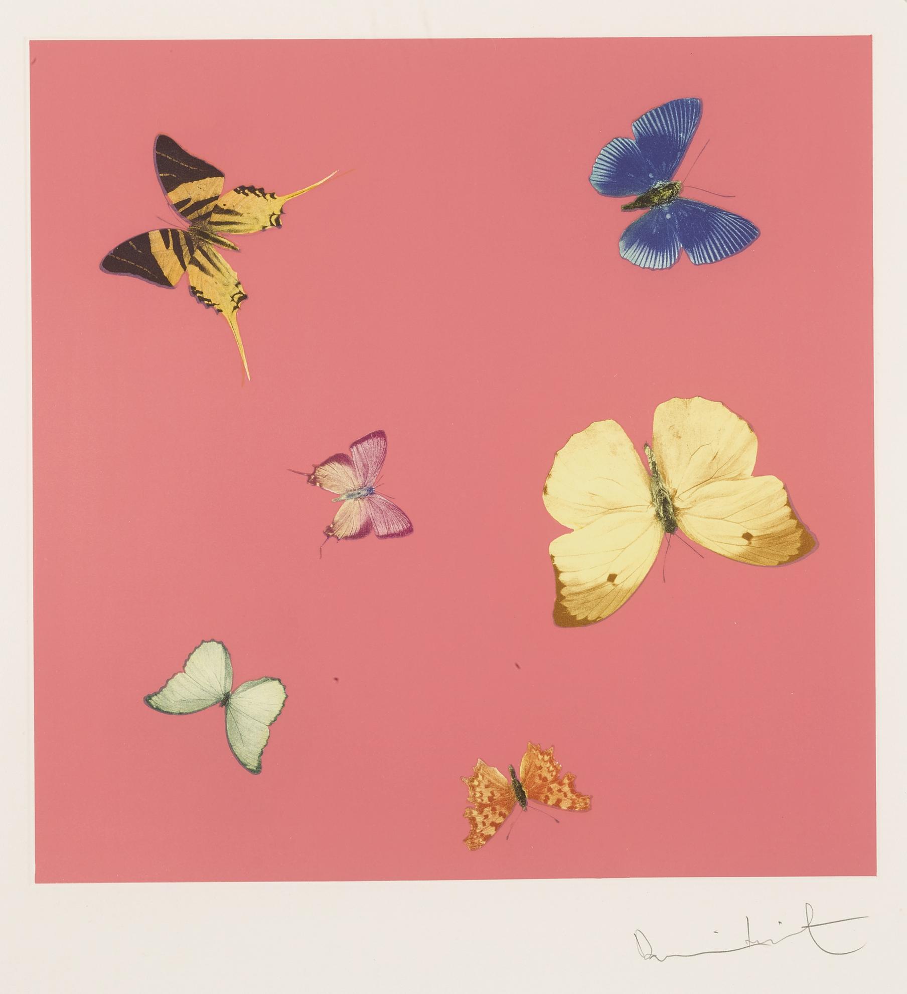 Damien Hirst-Lullaby-2013