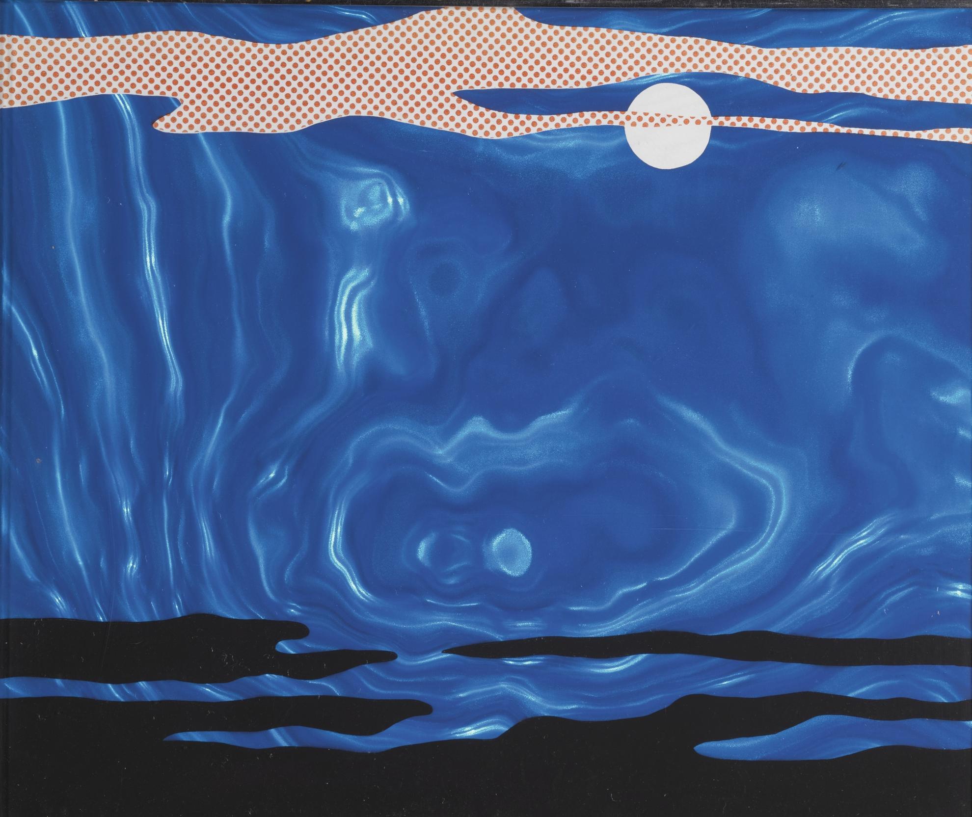 Roy Lichtenstein-Moonscape (C. 37)-1965