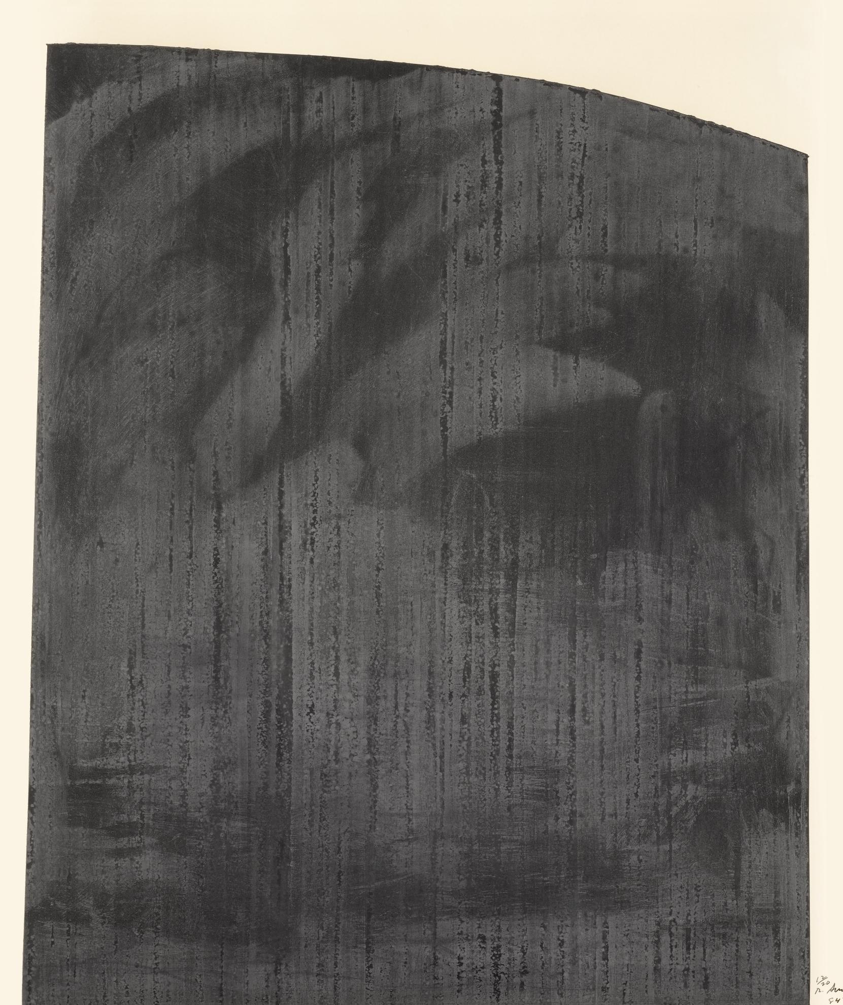 Richard Serra-Patience (Berswordt-Wallrabe 32)-1984