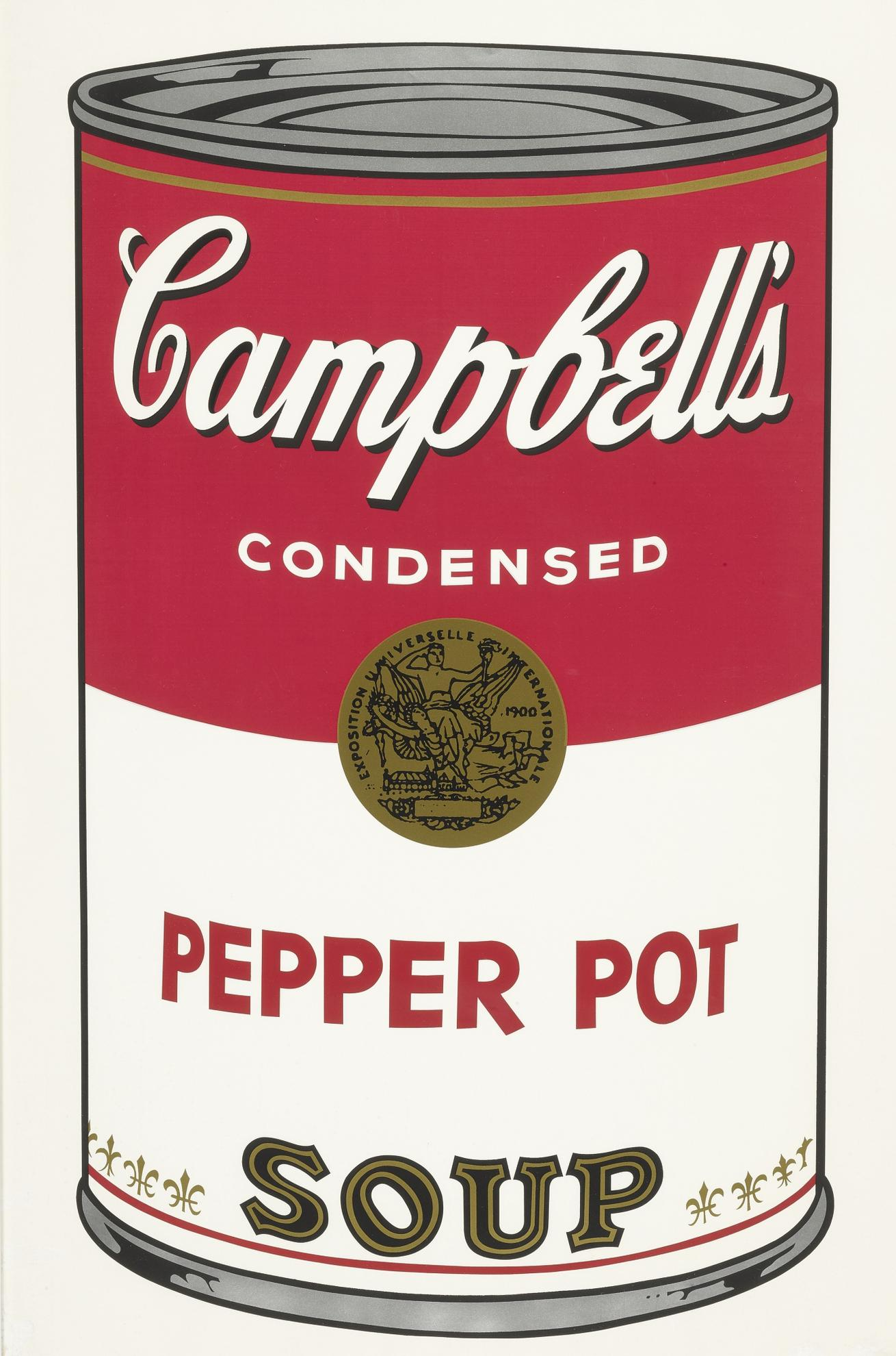 Andy Warhol-Pepper Pot (F. & S. II.51)-1968