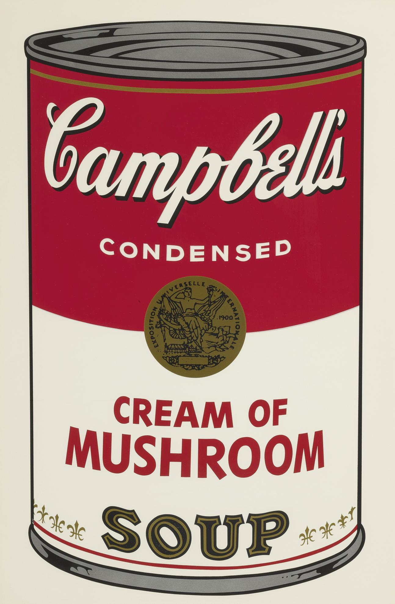 Andy Warhol-Cream Of Mushroom (F. & S. II.53)-1968