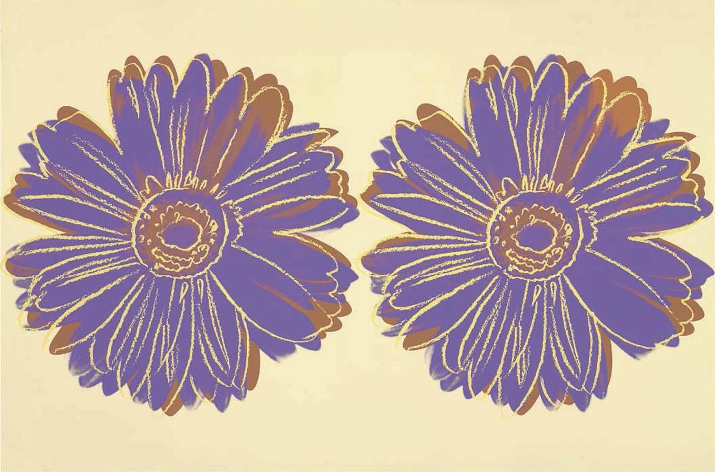 Andy Warhol-Daisy-1982