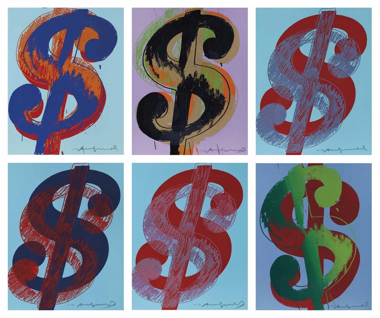 Andy Warhol-$ (1)-1982