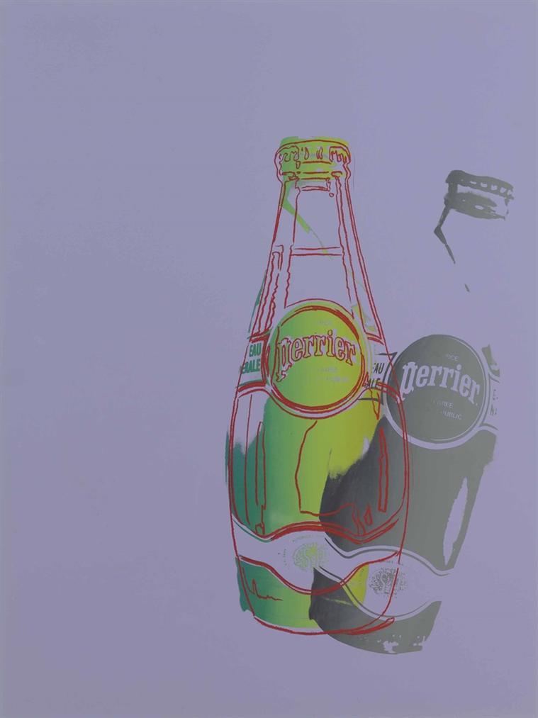 Andy Warhol-Perrier-1983
