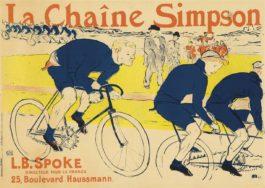 Henri de Toulouse-Lautrec-La Chaine Simpson-1896