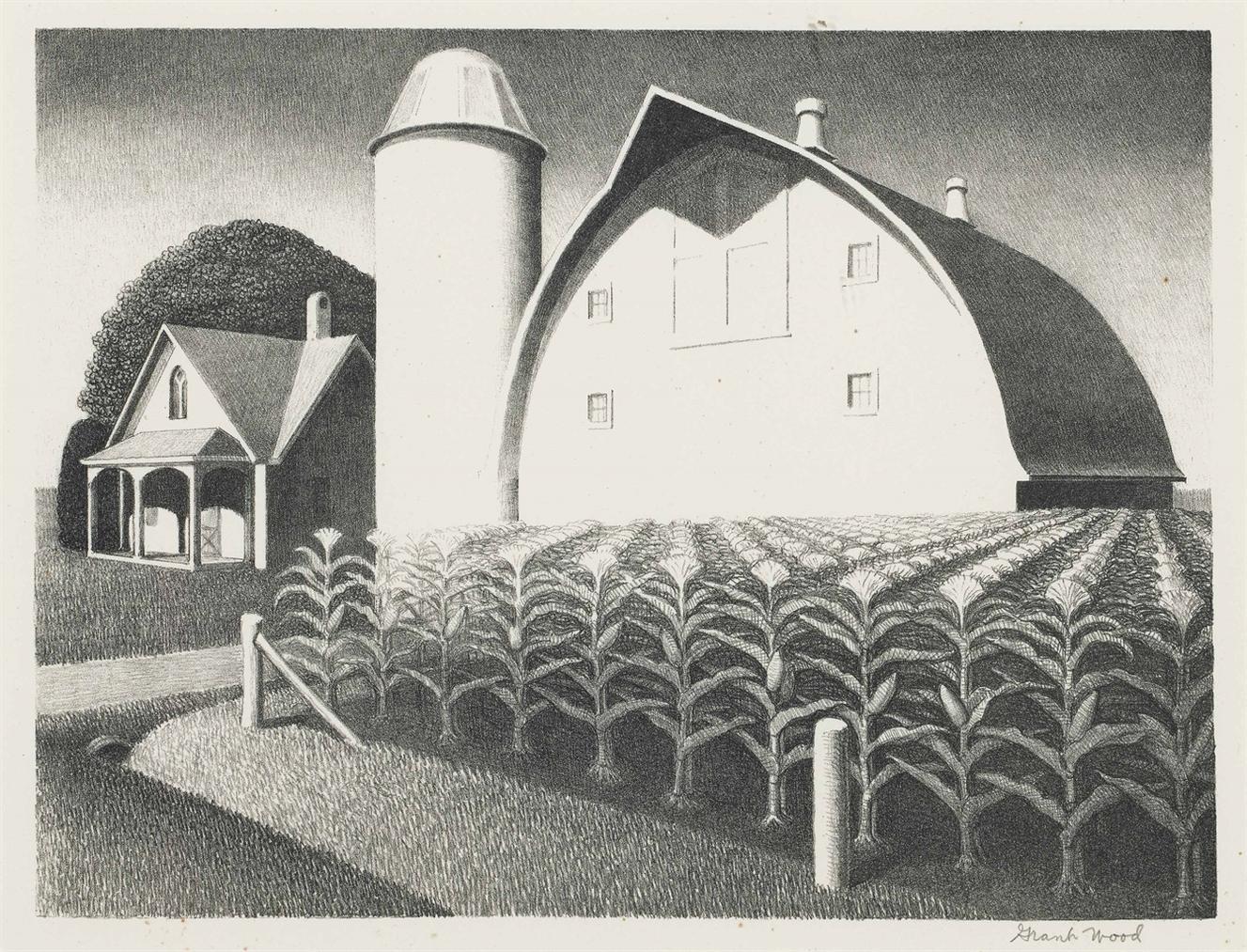 Grant Wood-Fertility-1939