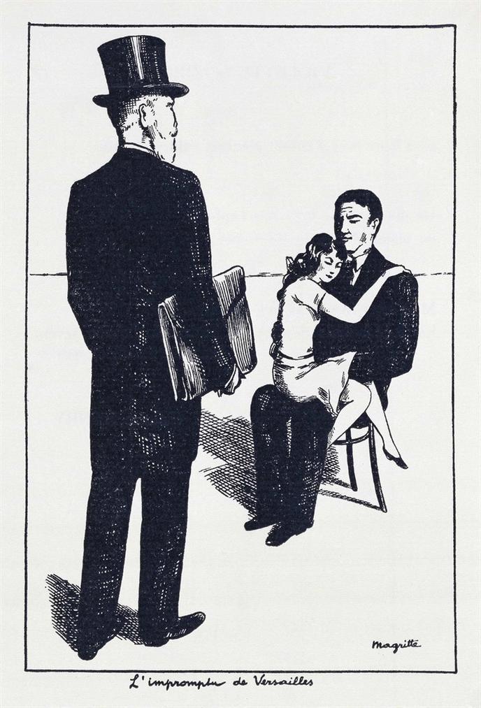 Various Artists - Andre Breton, Rene Char Et Al. Violette Nozieres. Nicolas Flamel, Paris-1933