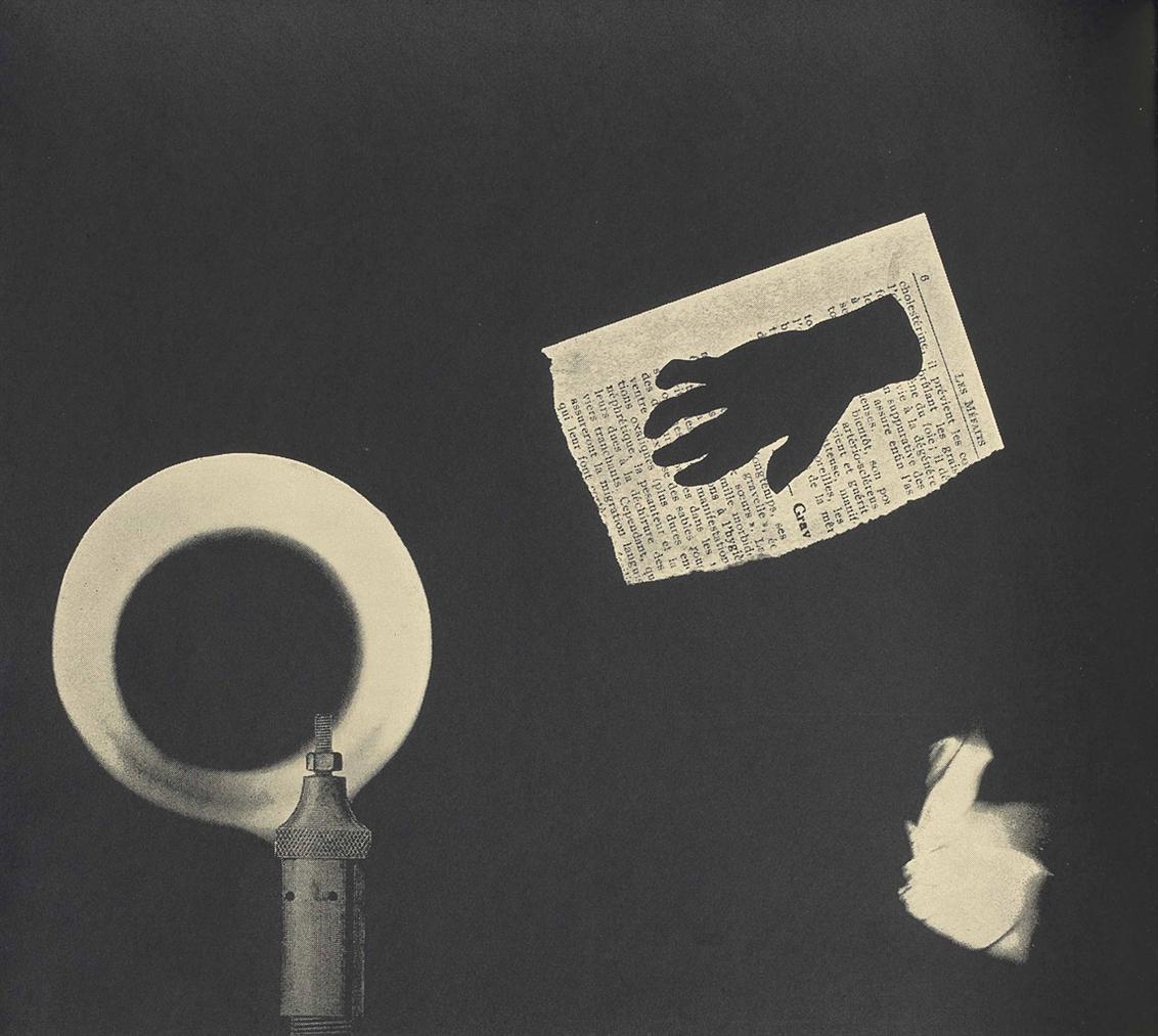 Edouard Leon Theodore Mesens - Alphabet Sourd Aveugle, Nicolas Flamel, Paris-1933