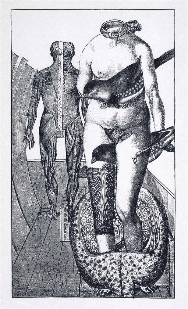 Max Ernst-Paul Eluard, Repetitions, Au Sans Pareil, Paris-1922