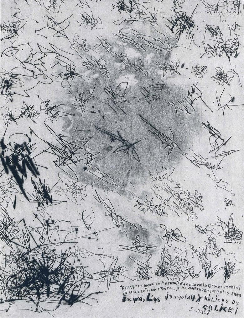 Salvador Dali-Georges Hugnet, Onan, Editions Surrealistes, Paris-1934