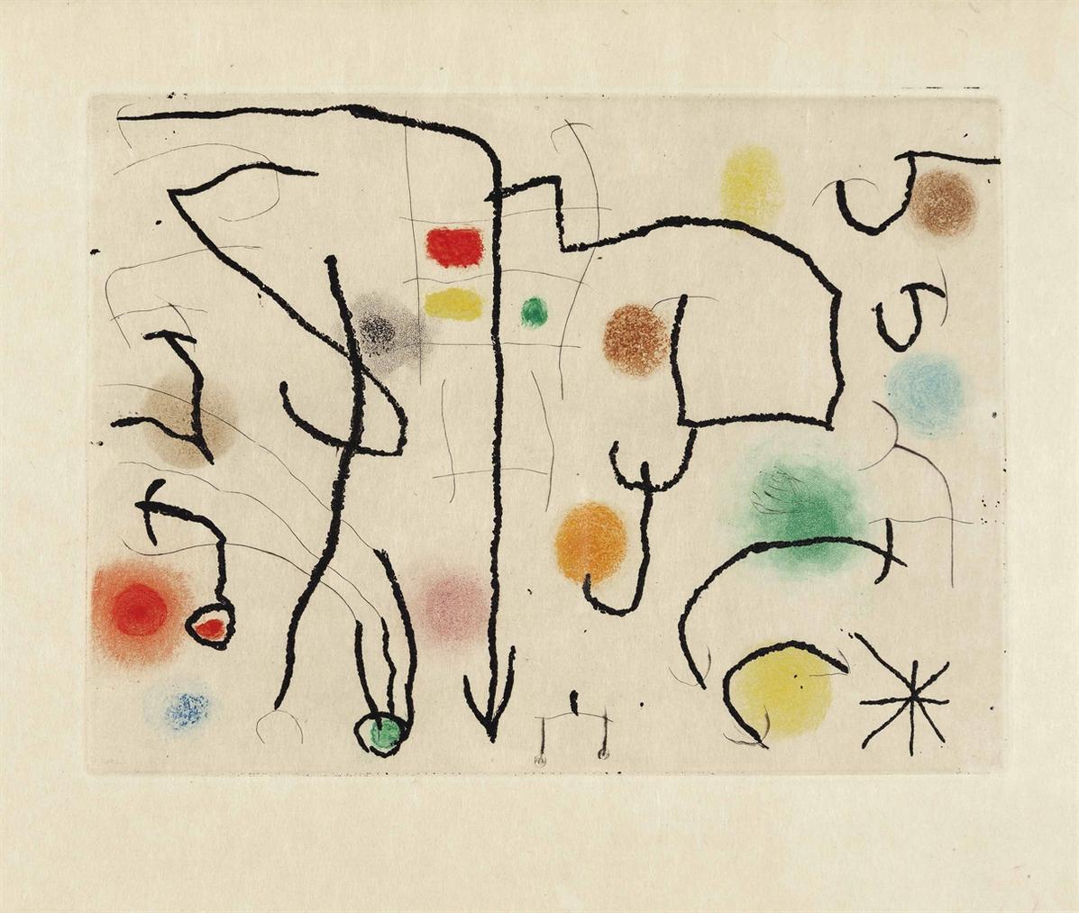 Various Artists - Pablo Picasso And IlIa Zdanevitch (Iliazd), Hommage A Roger Lacouriere, Le Degre Quarante Et Un, Paris-1968