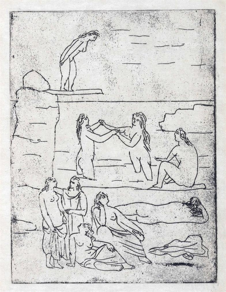 Pablo Picasso-Pierre Reverdy, Cravates De Chanvre, Editions Nord-Sud, Paris-1922