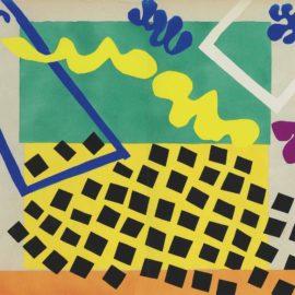 Henri Matisse-Les Codomas, From Jazz-1947