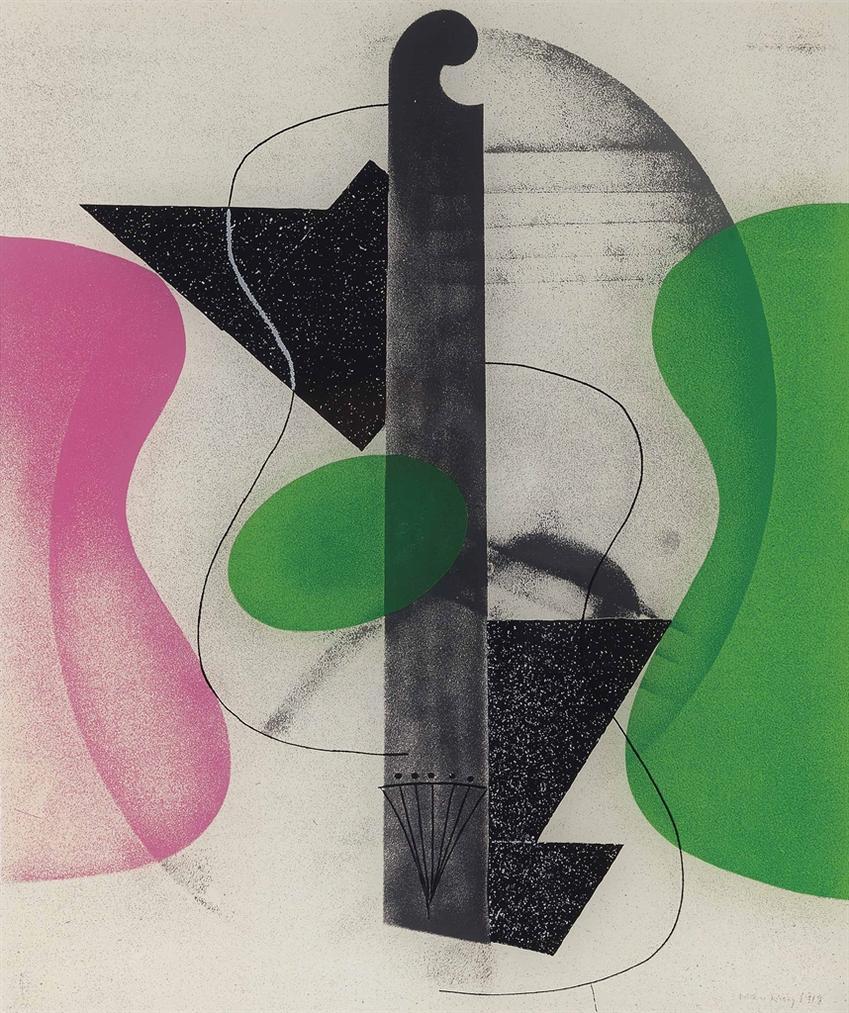 Man Ray - Aerograph-1970