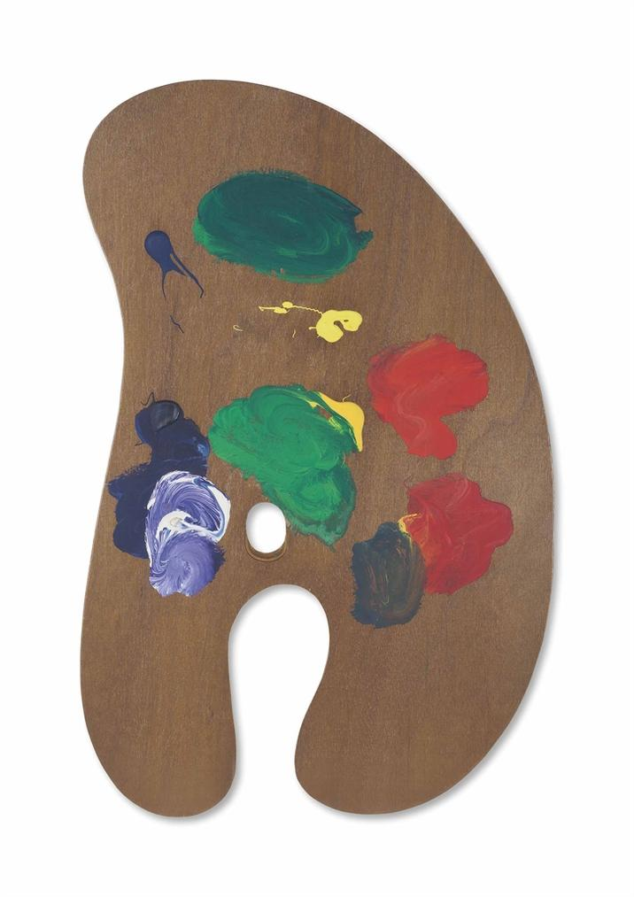 Jim Dine-Palette I, From Four Palettes-1969