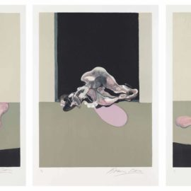 Francis Bacon-Triptych August 1972-1979