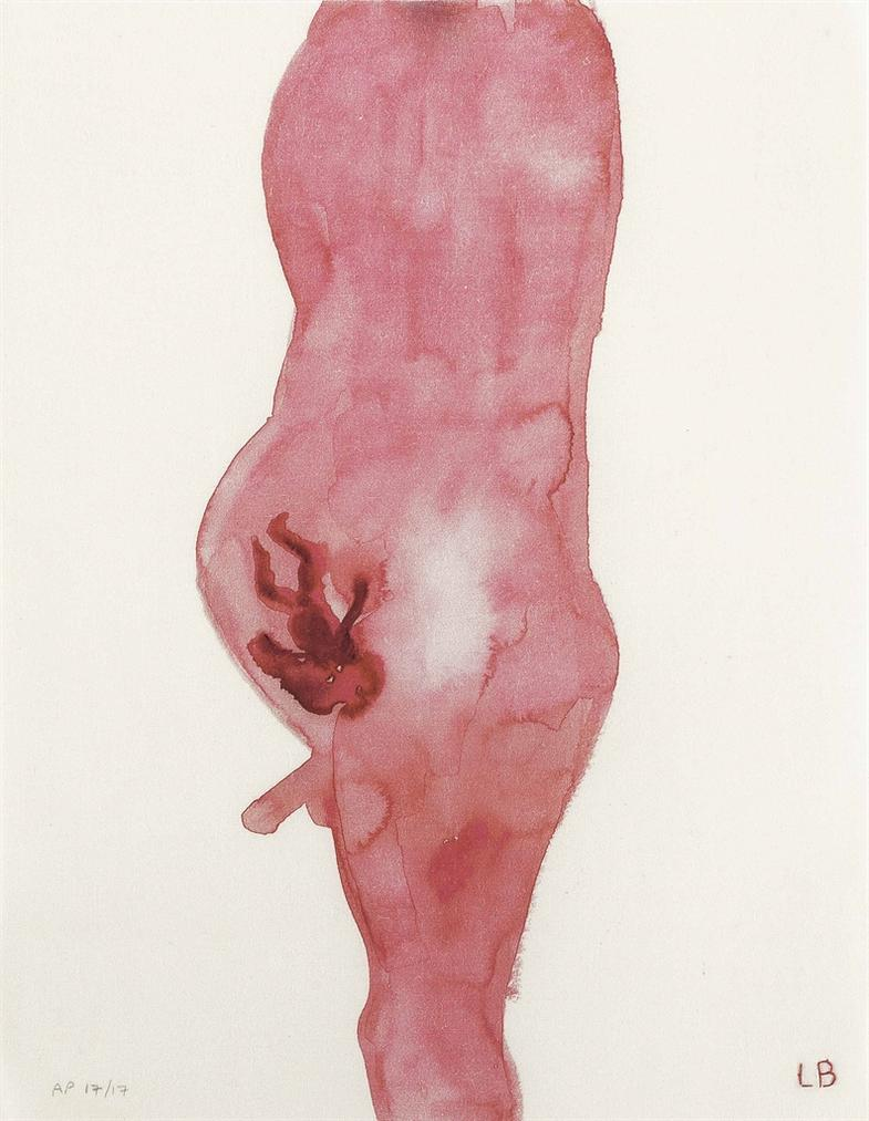 Louise Bourgeois-The Maternal Man-2008
