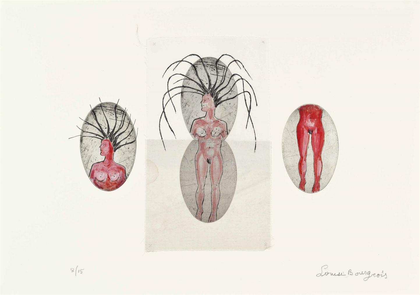 Louise Bourgeois-The Young Girl-2006