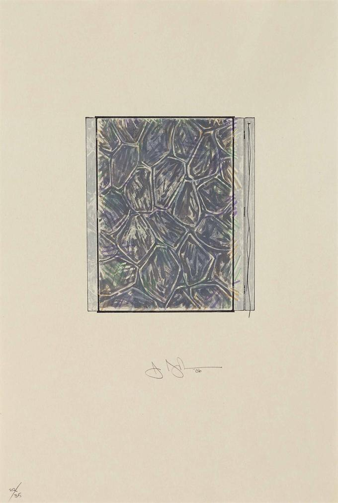 Jasper Johns-Within-2006