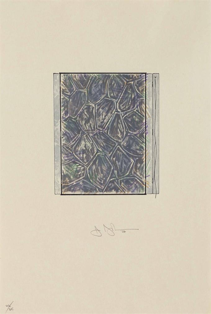 Jasper Johns-Within-2006