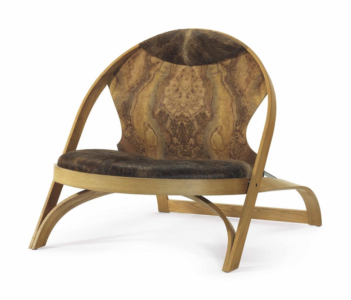 Richard Artschwager-Chair/Chair-1990