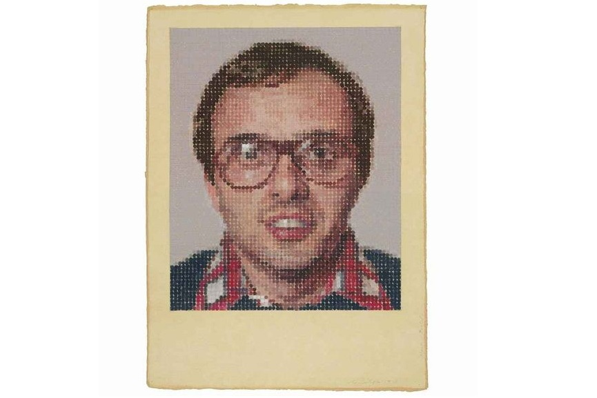 Mark, Pastel, 1977