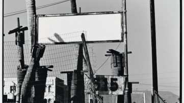 Robert Rauschenberg - Los Angeles, California, 1981.