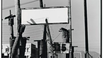 Robert Rauschenberg - Los Angeles, California, 1981.