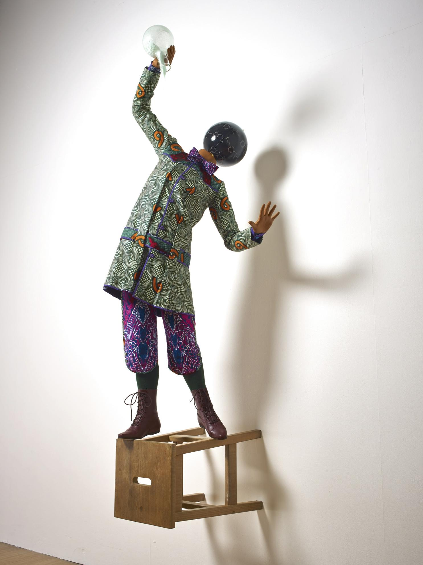 Yinka Shonibare-Bad School Boy-2014
