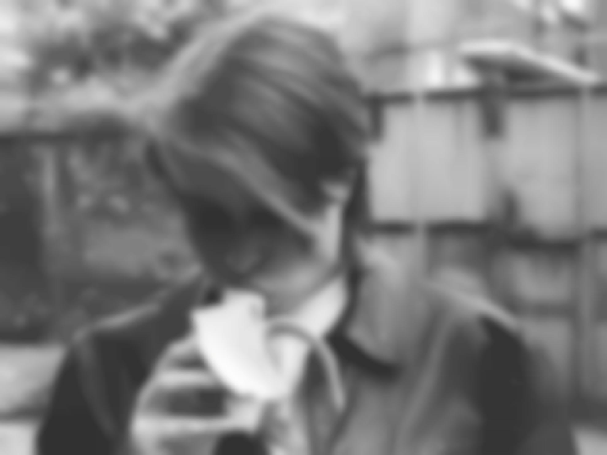 Sarah Lucas-Sarah Lucas, Eating A Banana (For Grenfell)-2017